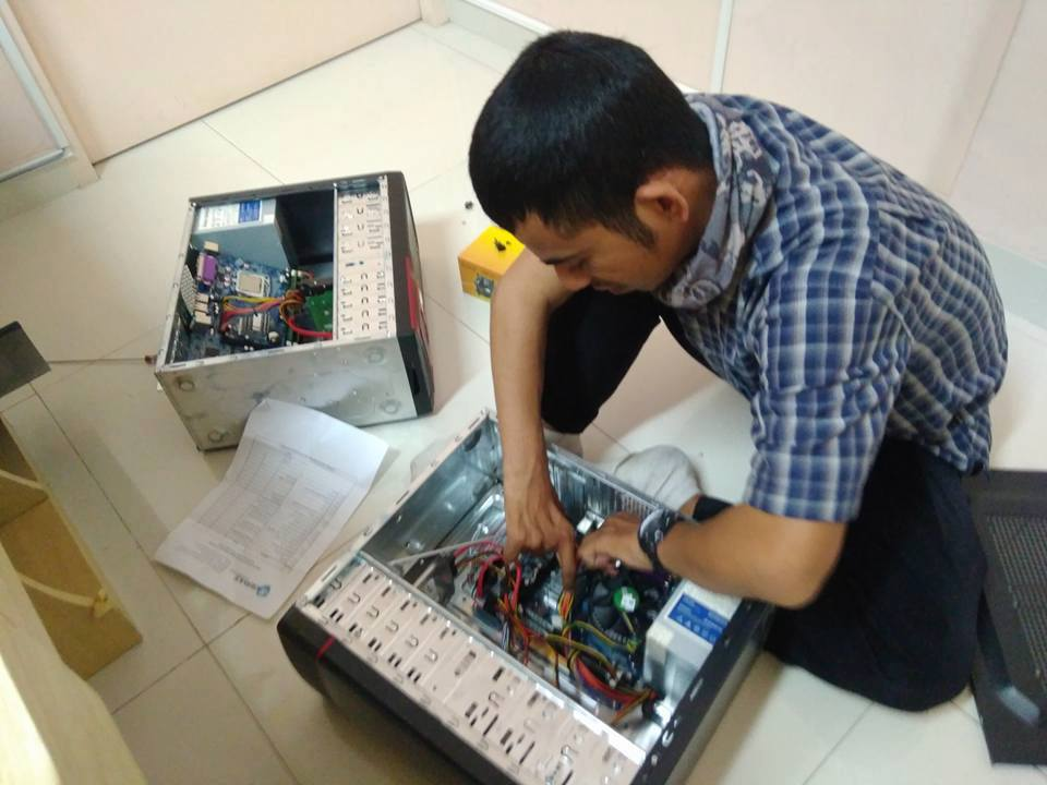 Layanan IT Solution