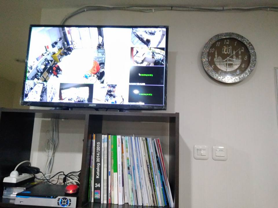 Macam-macam CCTV beserta Fungsinya