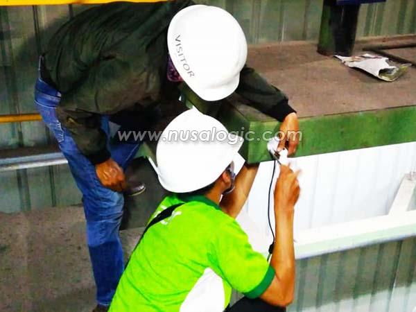 Pengadaan dan Instalasi CCTV di PT Entek Separindo Asia Bogor