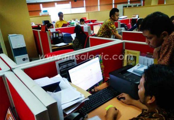 Instalasi dan Training Mesin Solution X601 di Jakarta