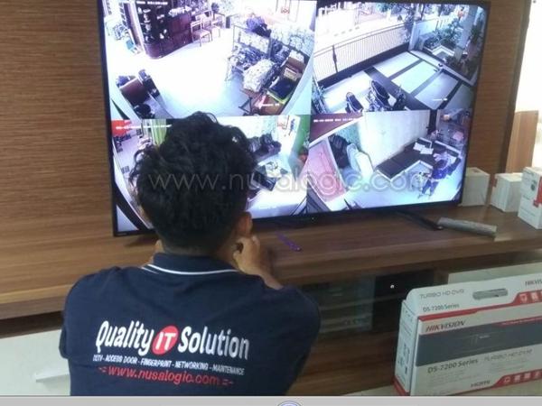 Pemasangan CCTV Hikvision di Perumahan Bekasi, Jakarta dan Tangerang