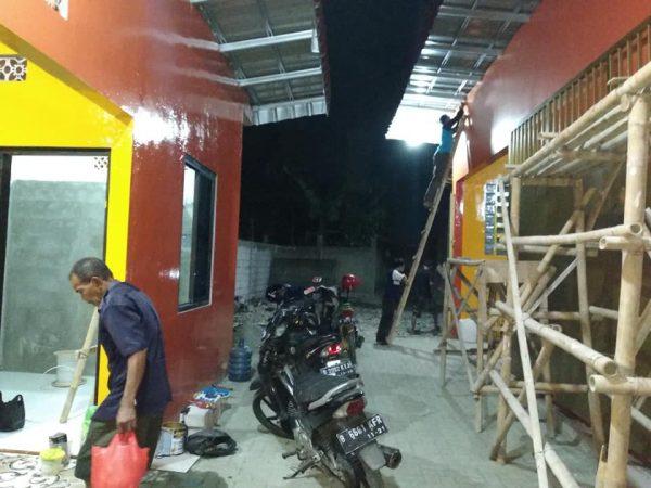 Pengadaan dan Instalasi CCTV di PT Karya Warna Bekasi Gudang Cat