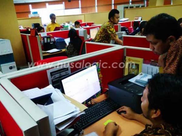 Training dan Instalasi Mesin Solution  di Kemenristek Dikti Jakarta