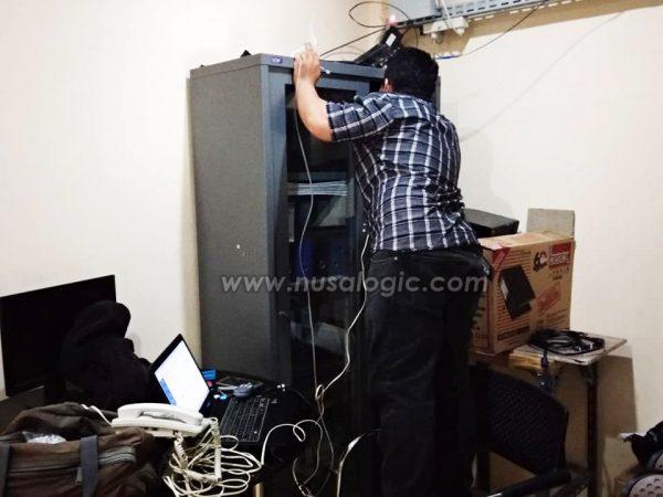 Instalasi PABX dan Mesin Penjawab Otomatis
