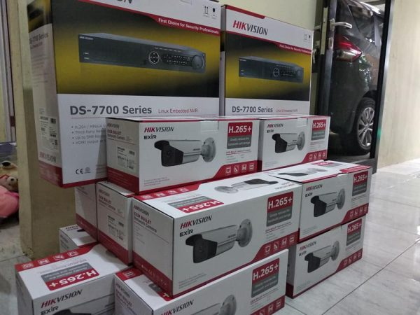 Authorized Dealer Hikvision Indonesia Bekasi dan Cikarang