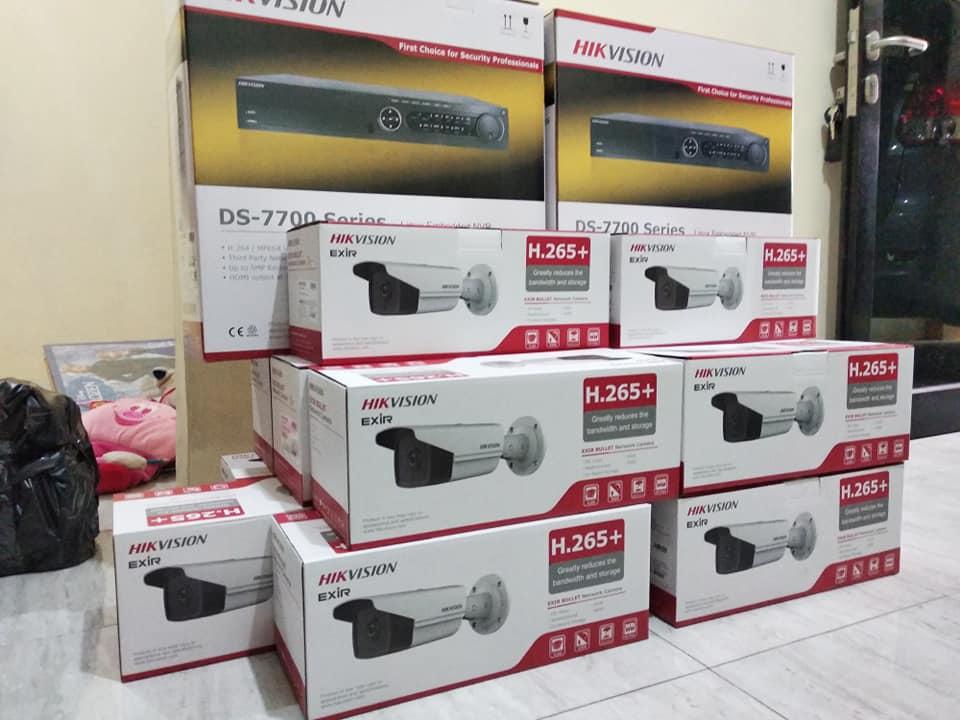 Rekomendasi CCTV IP Cam di Pabrik Tahun 2019