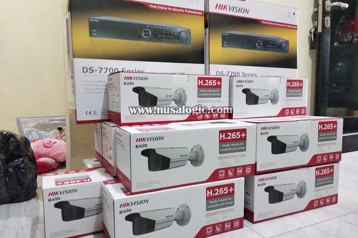 Rekomendasi IP CCTV untuk Pabrik Gudang Merk Hikvision