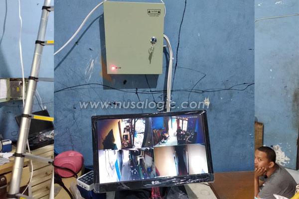 Jasa Instalasi CCTV di Pluit Jakarta