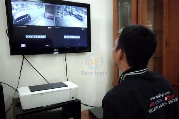 Jasa Instalasi CCTV di Perumahan BSD Tangerang