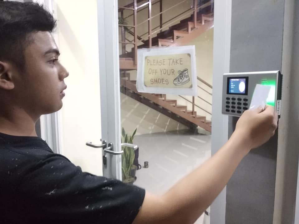 Jasa Instalasi dan Pemasangan Access Door di PT TJM Cibitung Bekasi