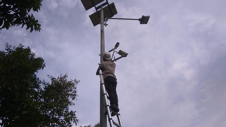 Jasa Maintenance CCTV di PT Enkei Indonesia Kawasan Hyundai Cikarang Bekasi