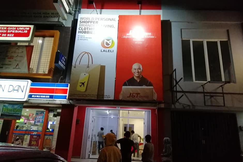 Jasa Instalasi CCTV di J & T BSD Tangerang