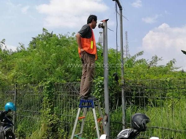Instalasi CCTV Cikarang