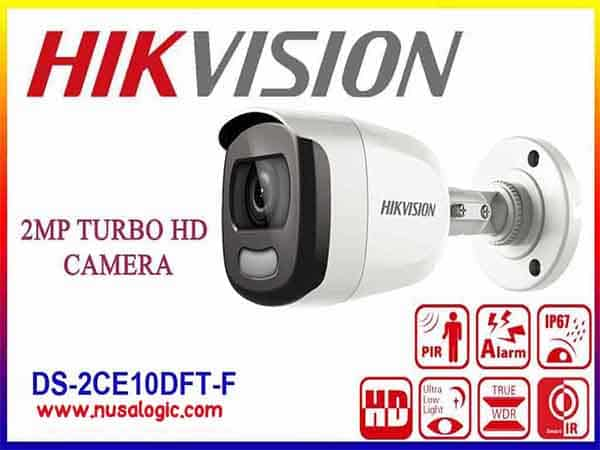 Replace Kamera Hikvision Colourvu di PT Dokonesia