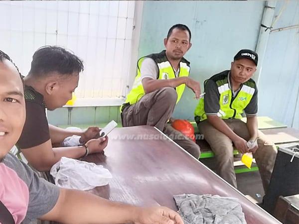 Dokumentasi Instalasi CCTV di PT SEC Indonesia Kawasan Jababeka Cikarang Bekasi