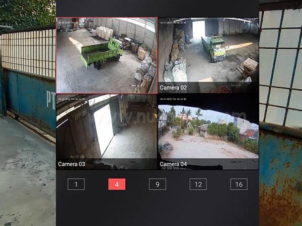 Kamera Hikvision Colourvu
