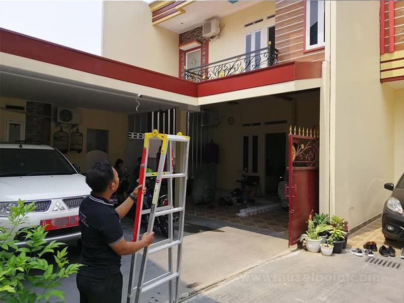 Pengadaan dan Instalasi Kamera CCTV di Perumahan Bojong Rawalumbu Bekasi