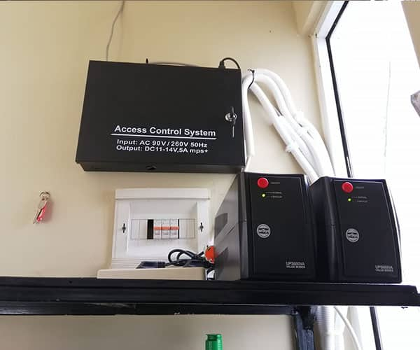 acccess COntrol System