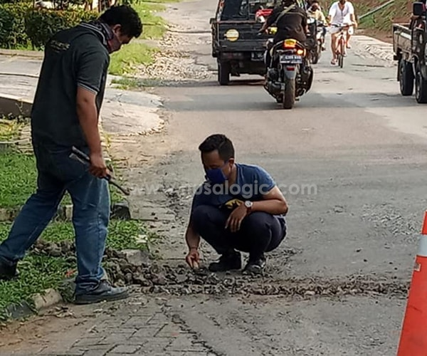 Jasa dan Pengadaan Instalasi CCTV di Kemang Residence Bogor