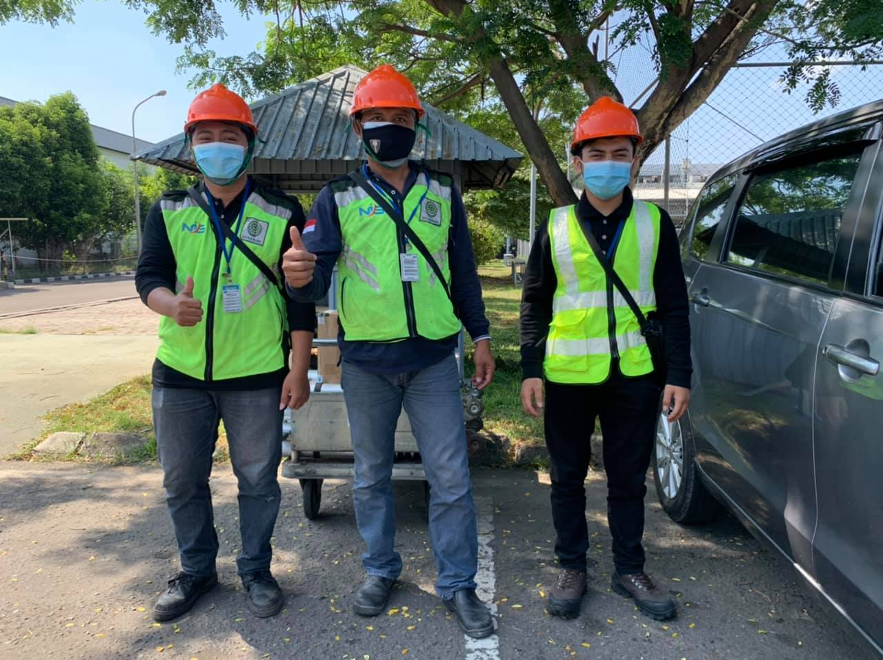 Instalasi dan Pengadaan CCTV di PT PANASONIC Industrial Components Indonesia (PICID)